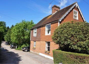 Thumbnail 3 bed semi-detached house for sale in Vale Road, Hawkhurst