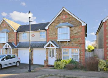 Thumbnail 3 bed semi-detached house for sale in Laidlaw Drive, Winchmore Hill, London