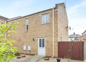 Thumbnail 3 bed terraced house for sale in Earl Street, Wisbech