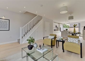 Thumbnail 2 bed semi-detached house for sale in Akerman Road, Surbiton, Surrey