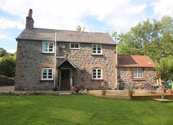Thumbnail 3 bed detached house for sale in Treflach, Oswestry
