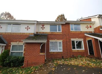 Thumbnail 2 bed terraced house for sale in Excalibur Close, Exeter