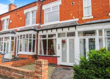 3 bed terraced house for sale in Earls Court Road, Harborne, Birmingham B17