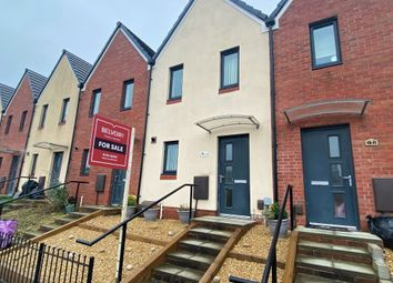 Thumbnail 2 bed terraced house for sale in Morfa Road, Swansea