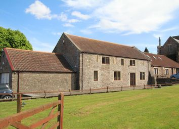 Thumbnail 4 bedroom barn conversion to rent in Station Road, Portbury, Bristol