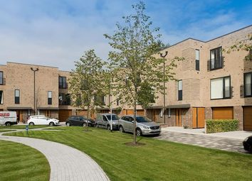 Thumbnail 3 bed town house for sale in Lilywhite Drive, Cambridge