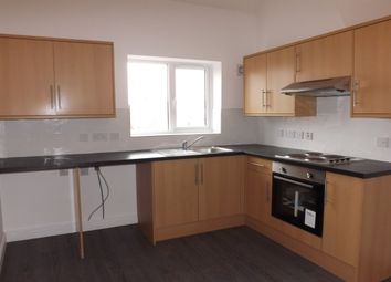 Thumbnail 2 bed flat to rent in High Street, Prestatyn