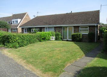 Thumbnail 3 bed semi-detached bungalow for sale in Bergen Walk, Danesholme, Corby
