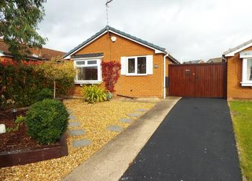 Thumbnail 2 bed bungalow for sale in Keats Drive, Hucknall, Nottingham, Nottinghamshire