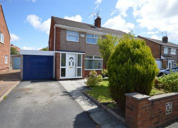 Thumbnail 3 bed semi-detached house for sale in Paisley Avenue, Eastham, Merseyside