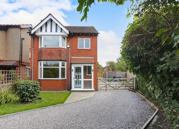 Thumbnail 3 bed detached house for sale in Highfield Birch Drive, Hazel Grove, Stockport