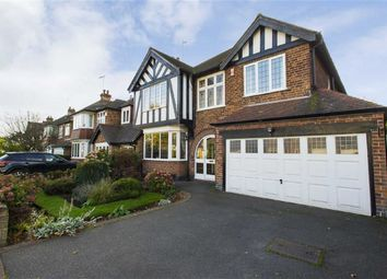 Thumbnail 4 bed detached house for sale in Cambridge Road, Wollaton, Nottingham