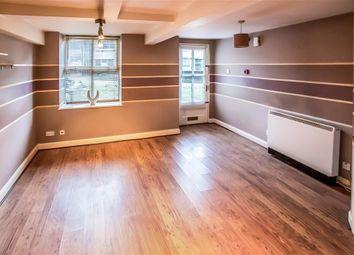 Thumbnail 1 bed flat to rent in Navigation Rise, Milnsbridge, Huddersfield