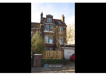 Thumbnail 2 bed flat to rent in Highcroft Villas, Brighton