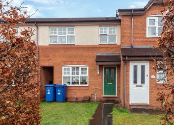 Thumbnail 3 bed town house for sale in Waterbrook Way, Cannock