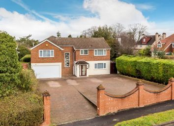 Thumbnail 5 bed detached house for sale in High View, South Cheam, Sutton