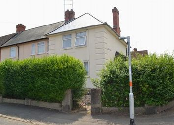 Thumbnail 3 bedroom end terrace house for sale in Brookfield Road, Kingsley, Northampton