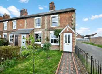 Thumbnail 2 bed end terrace house for sale in Eythrope Road, Stone, Aylesbury