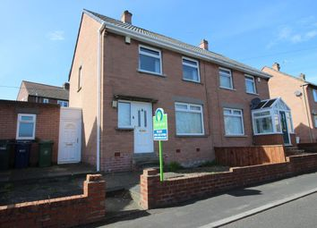Thumbnail 2 bedroom semi-detached house to rent in Laurel Road, Blaydon-On-Tyne