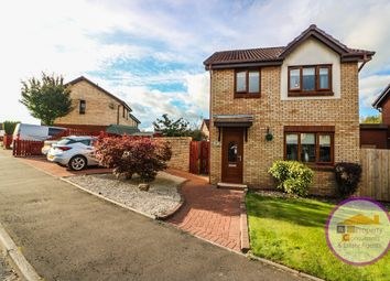 Thumbnail 3 bed detached house for sale in Rhindmuir Drive, Swinton
