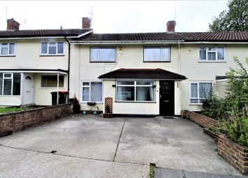 Thumbnail 2 bed terraced house for sale in Briar Close, Crawley, West Sussex.
