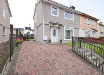 Thumbnail 3 bed semi-detached house for sale in Dalton Avenue, Clydebank, West Dunbartonshire