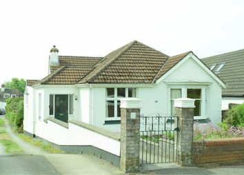 Thumbnail 2 bed detached bungalow for sale in Carnglas Avenue, Sketty, Swansea
