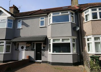 Thumbnail 4 bed terraced house for sale in Phyllis Avenue, Motspur Park, New Malden, London