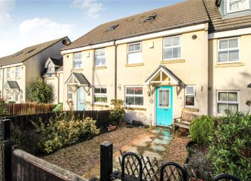 Thumbnail 3 bed terraced house for sale in Fulford Close, Bideford, Devon