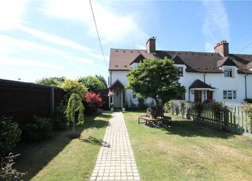 Thumbnail 3 bed end terrace house for sale in Red Lion Road, Chobham, Woking, Surrey
