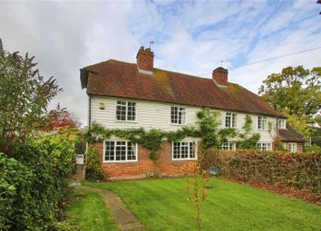 4 bed semi-detached house for sale in Mile Oak Road, Brenchley, Tonbridge, Kent TN12