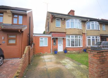 Thumbnail 5 bed semi-detached house for sale in Bishopscote Road, Luton