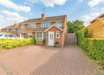 Thumbnail 3 bed semi-detached house for sale in Fern Drive, Taplow, Buckinghamshire