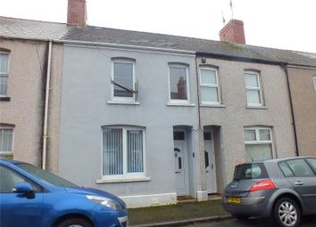 Thumbnail 3 bedroom terraced house for sale in Warwick Road, Milford Haven, Pembrokeshire