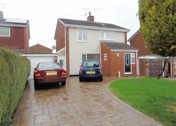 Thumbnail 3 bed link-detached house for sale in Celyn Avenue, Connahs Quay, Flintshire