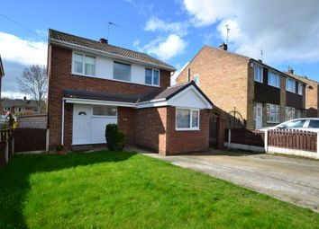 Thumbnail 3 bed detached house for sale in Brierley Crescent, South Kirkby, Pontefract