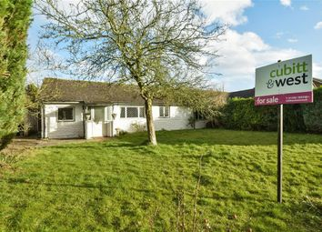 Thumbnail 3 bed semi-detached bungalow for sale in Stonecourt Close, Horley, Surrey