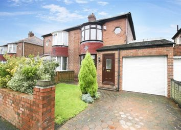 Thumbnail 2 bed semi-detached house for sale in Palmerston Avenue, Newcastle Upon Tyne
