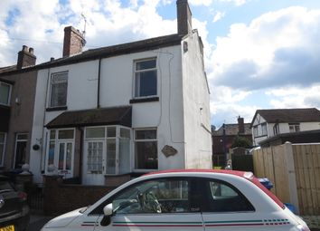 Thumbnail 2 bed end terrace house for sale in Rangemore Terrace, May Bank, Newcastle
