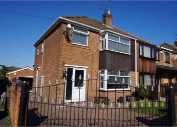 Thumbnail 3 bed semi-detached house for sale in John Ward Street, Sheffield