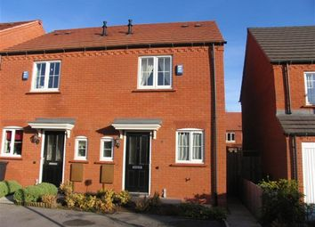 Thumbnail 2 bed semi-detached house to rent in Siskin Close, Bramcote