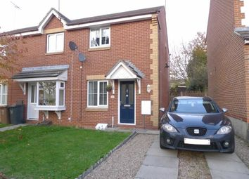 Thumbnail 2 bedroom town house to rent in Holywell Road, Shipley View, Derbyshire