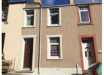 Thumbnail 3 bed terraced house for sale in Penygraig, Aberystwyth