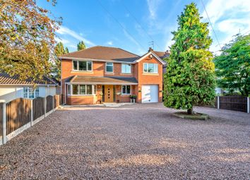Thumbnail 4 bed detached house for sale in Lichfield Road, Bloxwich, Walsall
