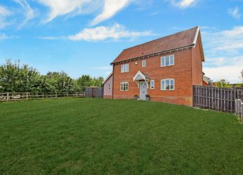 Thumbnail 4 bed detached house for sale in Chandlers Way, Aldringham, Leiston