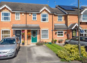 Thumbnail 2 bed terraced house for sale in Roseberry Grove, York, North Yorkshire