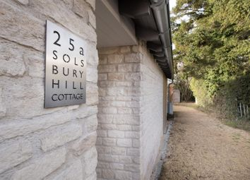 Thumbnail 2 bed detached house for sale in Solsbury Hill Cottage, Bailbrook Lane, Bath
