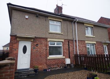 Thumbnail Semi-detached house to rent in Cumberland Avenue, Bedlington