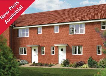 Thumbnail 3 bedroom terraced house for sale in The Southwold, Plot 5 Morris Gardens, Fordham Road, Soham