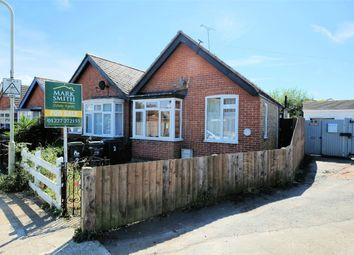 Thumbnail 2 bed detached bungalow for sale in Clare Road, Tankerton, Whitstable, Kent